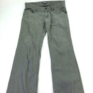 21 Men's Mid Rise Straight Leg Jeans Size 34 Q373